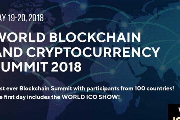 World Blockchain And Cryptocurrency Summit 2018 To Be Held in Moscow